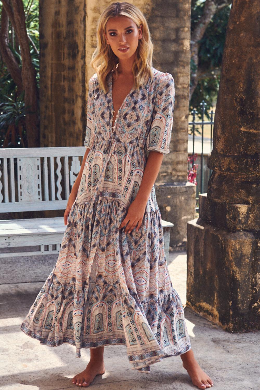 Tessa - Sansa Maxi Dress Save $89.00 AUD