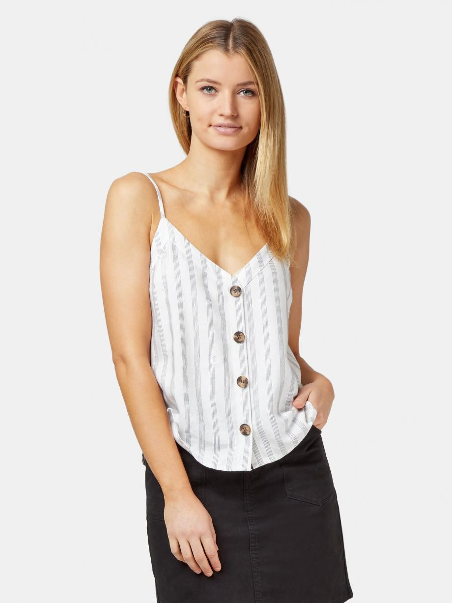 Emma Button Through Cami WSI-10451 ★★★★★ No rating value 0 review $ 49.99