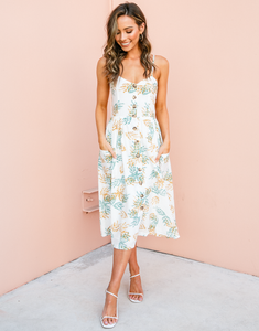 FAWN MIDI DRESS No reviews Regular price$69.00 AUD