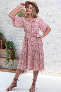 Eleni Mini Dress $65.00