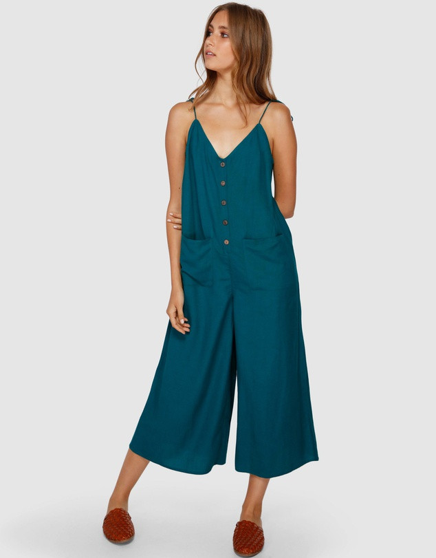 BILLABONG  Tide Up Jumpsuit $89.99