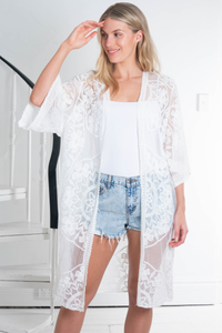 Quince Cape - White Save $41.00 AUD $69.00 AUD