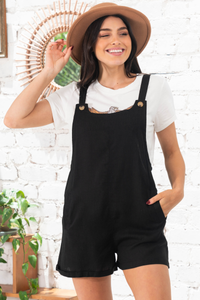 Lithgow Overalls - Black Save $59.00 AUD