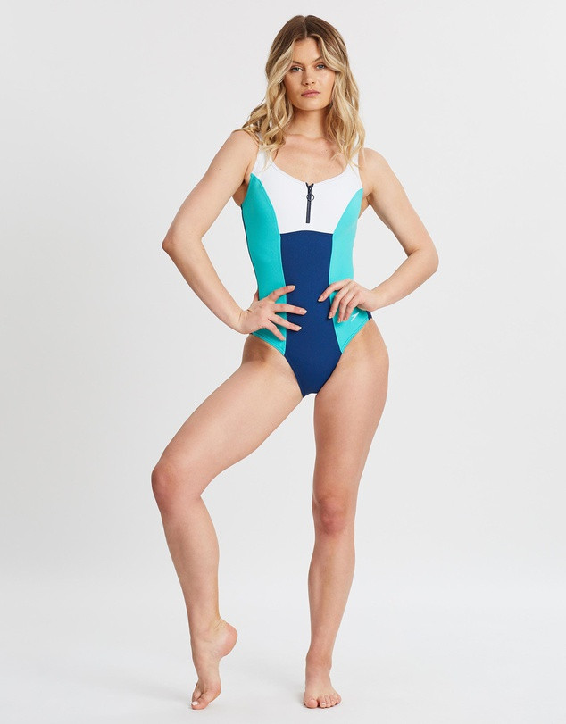 SPEEDO  Shape One-Piece 30% OFF AT CHECKOUT  $90.00