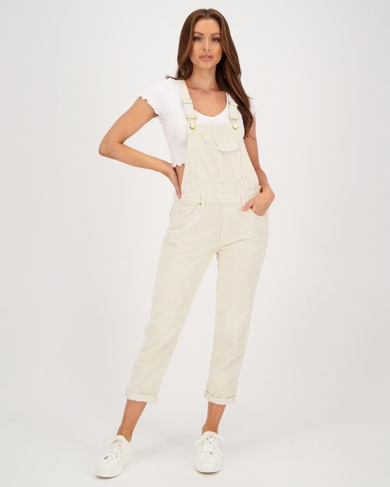 Ava And Ever Never End Cord Overall $59.99