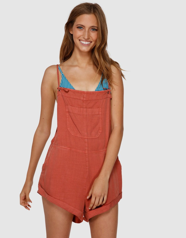 BILLABONG  Wild Pursuit Overalls $69.99