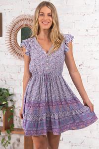 Iluka Mini Dress Save $65.00 AUD