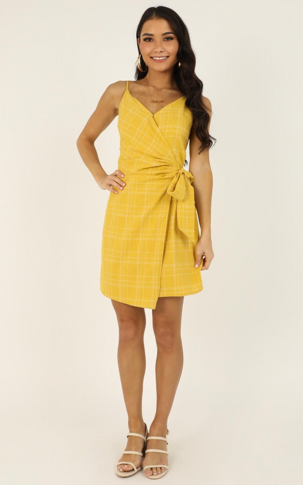 What Matters Most Dress In Yellow Price: AU$59.95 AU$36.00