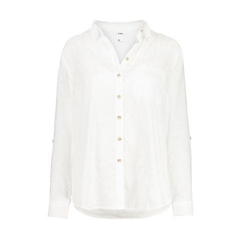Long Sleeve Cotton Shirt $17.00