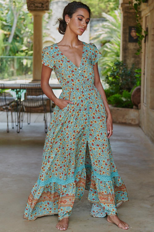 Carmen - Synergy Maxi Dress $89.00