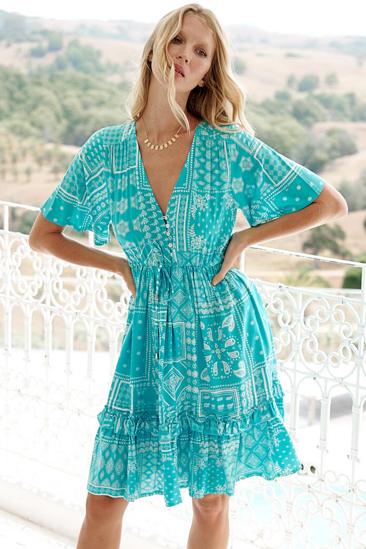 Nessa Mini Dress $69.00