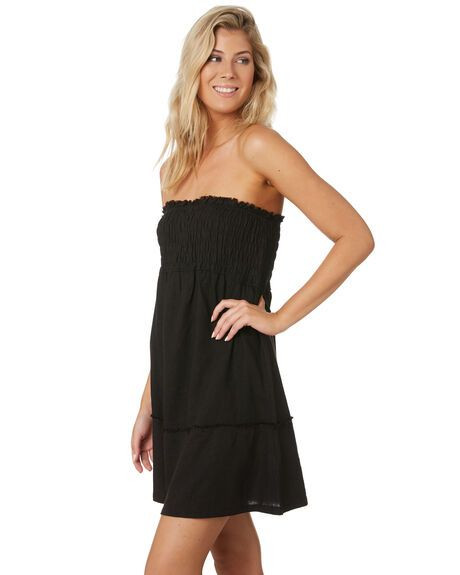RUSTY Troublemaker Strapless Dress Details $59.99