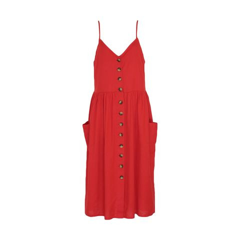 Sleeveless Midi Dress $25.00