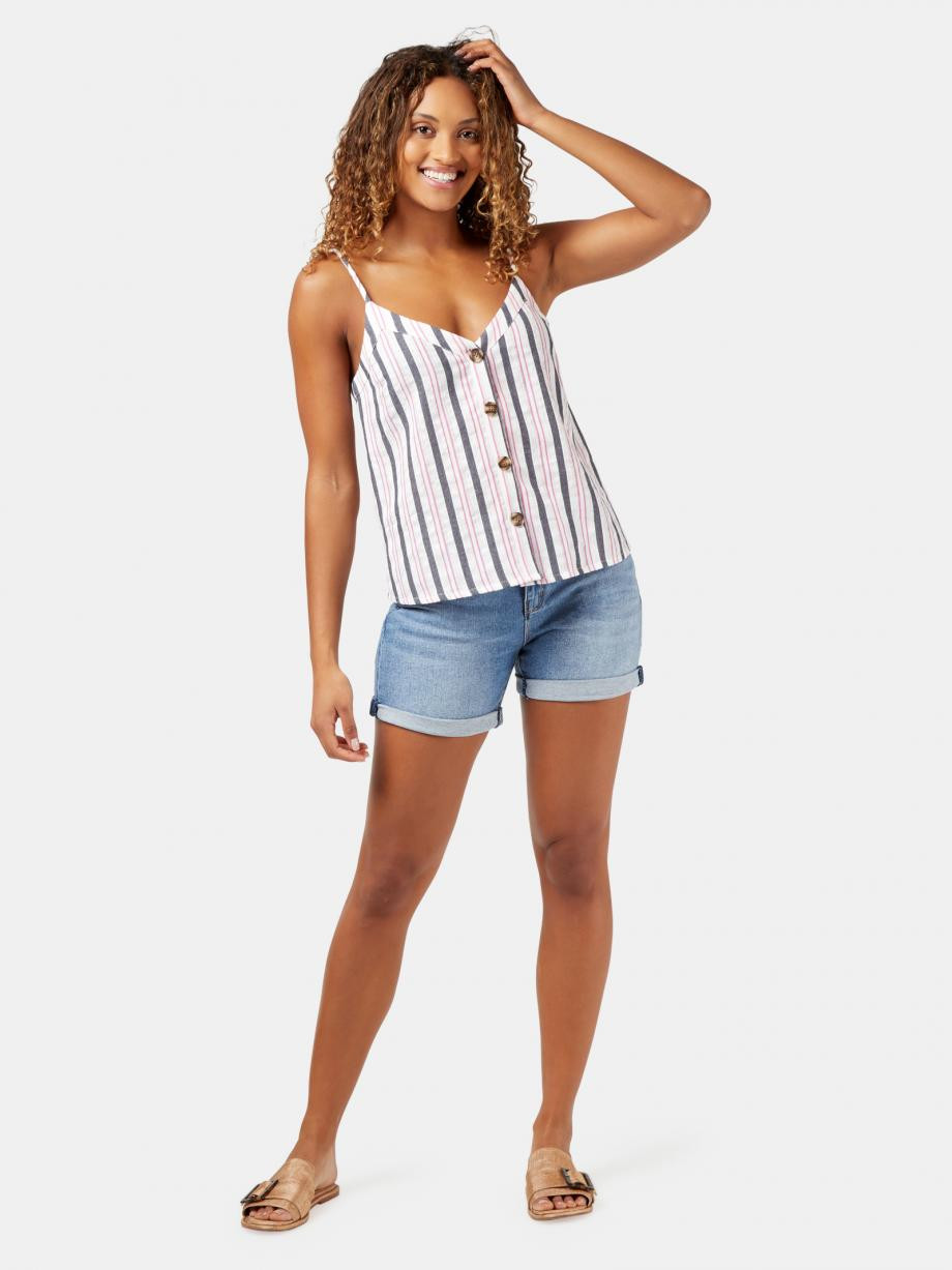 Leah Stripe Cami WSI-10336 ★★★★★ ★★★★★5 out of 5 stars. Read reviews.	5.0 1 review $ 49.99