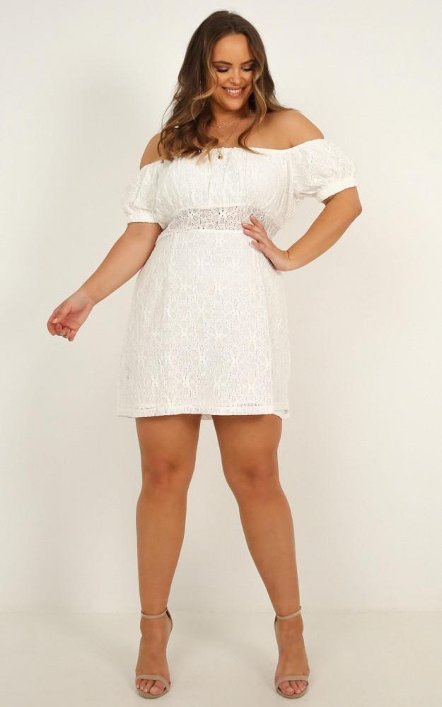 All My Girls Dress In White Lace Price: AU$74.95 AU$37.00