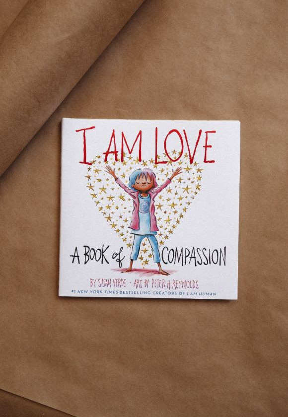 I Am Love:A Book Of Compassion $19.99