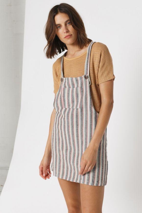 Jacquard Pinafore Dress Special Price $39.96 $49.95