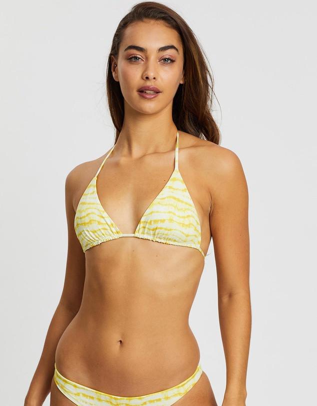 MIDNIGHT SWIMWEAR  Follow Malibu Tie Dye Bikini Top 30% OFF AT CHECKOUT  $69.99