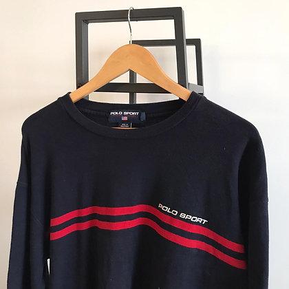 T-shirt manches longues Polo Sport l XL I