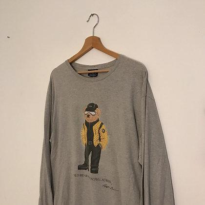 T-shirt Polo Bear l L I