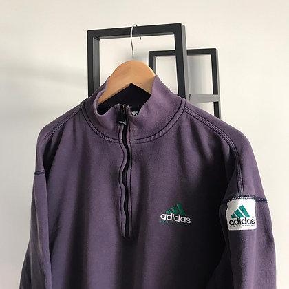 1/4 Zip Adidas  I M-L I