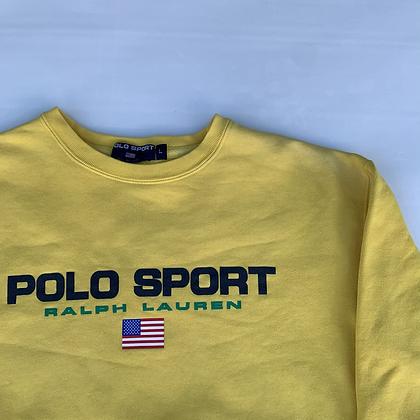 Sweat Polo Sport | M femme |