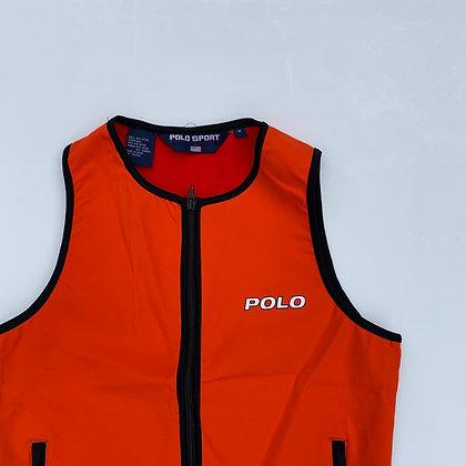 Veste sans manche Polo Sport l S femme I