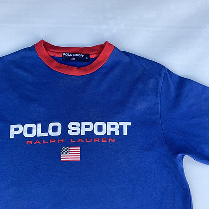 T-shirt Polo Sport | M |