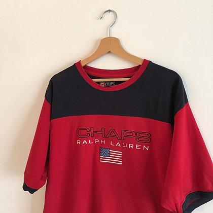 T-shirt Chaps Ralph Lauren I XL-XXL I