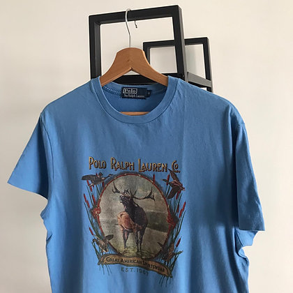 T-shirt Polo Sportman  l S/M l