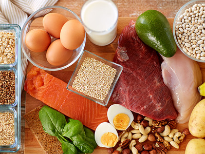 2020.4/1 タンパク質豊富な食事で免疫力向上 #Stay at home