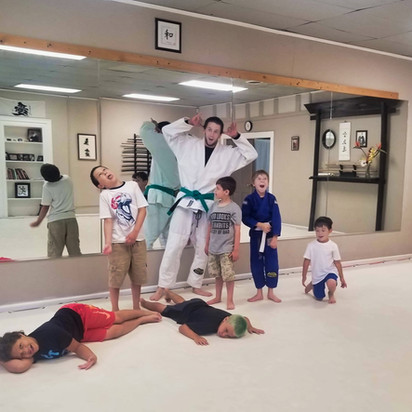 Kids classes
