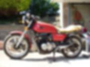 CB650 restoration