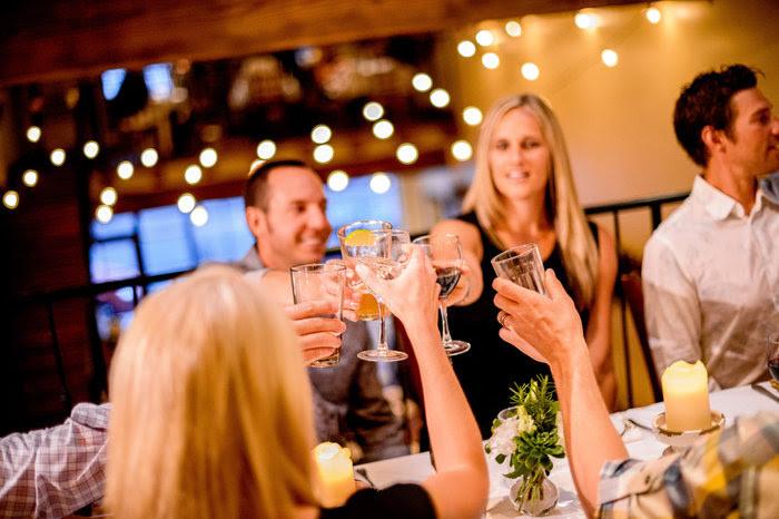 Holiday Event Santa Barbara - Jane Restaurant