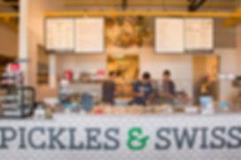 Pickles & Swiss Goleta