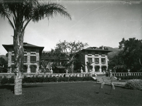Mira Vista Estate Grew with Montecito's Move from Farming to Affluence