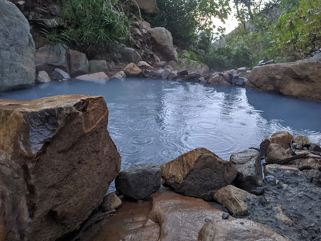 The History of Montecito's Hot Springs