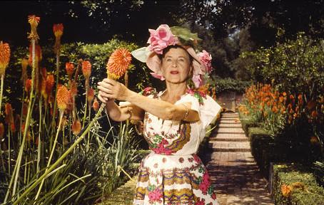 Lotusland's Madame Ganna Walska