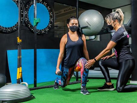 Benefícios em fazer exercícios na academia, imunidade e o combate à Covid-19