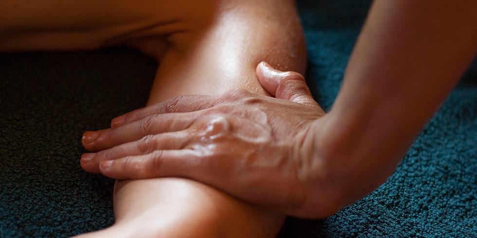 """Stage 4 jours """"Massage à l'huile"""""""