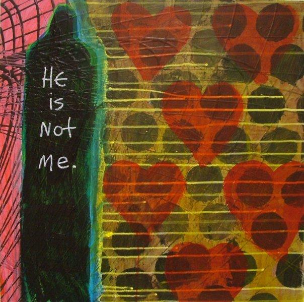 He is not me-2008