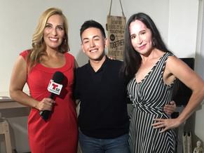 Telemudo Interview
