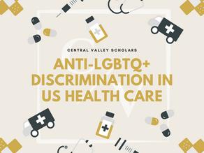 Anti-LGBTQ+ Discrimination in US Healthcare