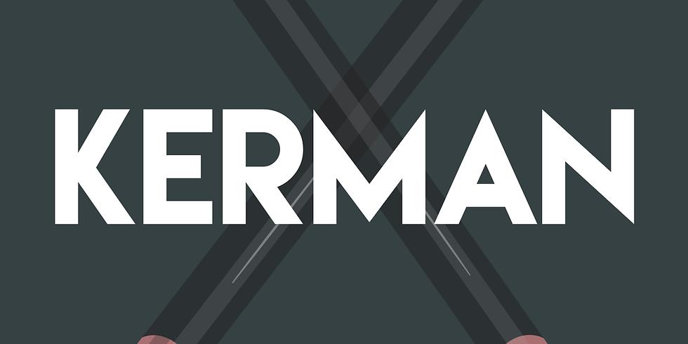 Kerman Pop-Up Writing Workshop
