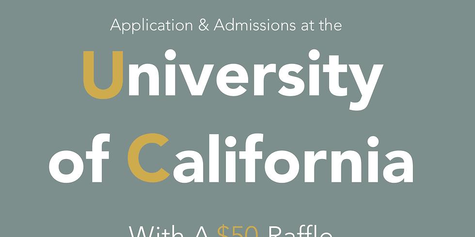 UC Application & Admissions