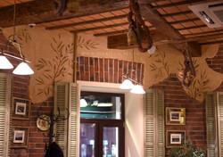 ветви-дерева-оливы-роспись-стены-в--итальянском-стиле