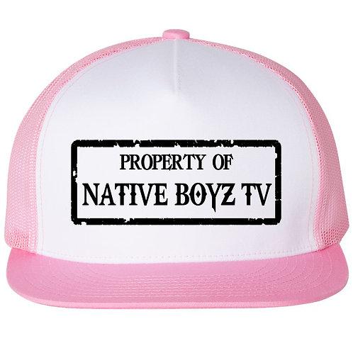 Property of Native Boyz Hat