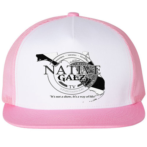 Native Galz Full Logo Hat