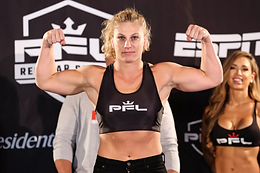 PFL champ Kayla Harrison faces Jozette Cotton at Titan FC 66 on Dec. 17