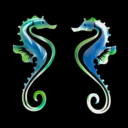Seahorses Set of 2